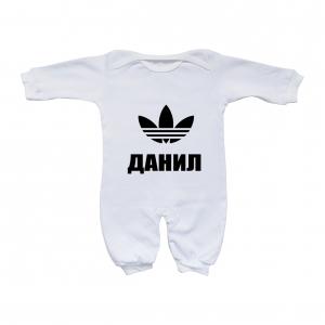"""Комбинезон """"Большая лилия"""""""